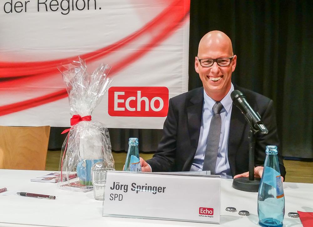 Podiumsdiskussion mit Jörg Springer Bild 03